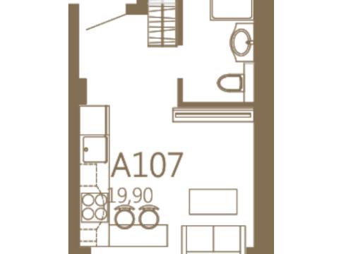 Апарт-комплекс Mos Yard Дубининская (Мос Ярд)
